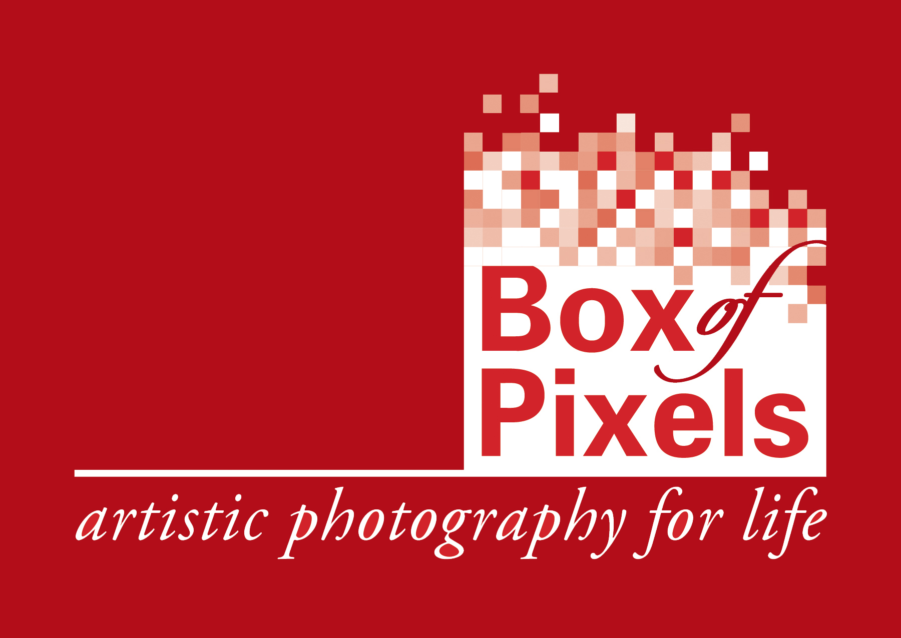 Box of Pixels Logo