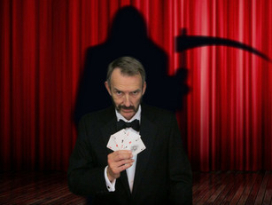 COMING UP NEXT! THE MYSTERIOUS GENTLEMAN