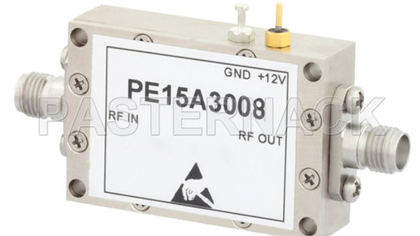 Pasternack broadband amplifier PE15A3008