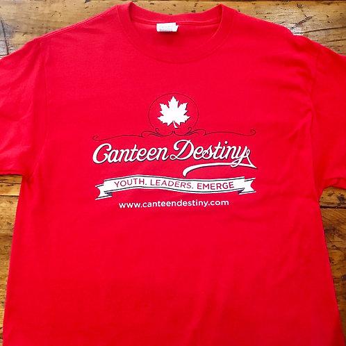 Canteen Destiny Unisex T-shirt