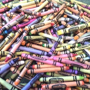 Using All the Crayons in the Box