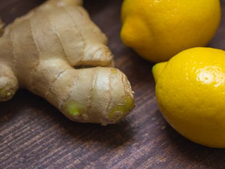 Focus on Food: Ginger