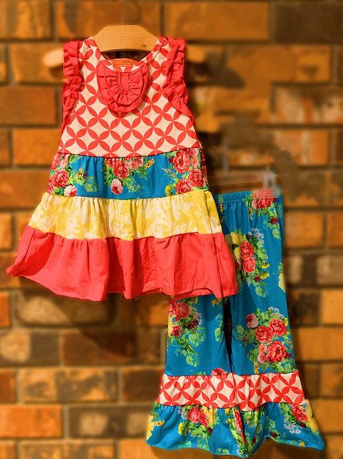 Pink Lemonade Dress or 2pc. Pants