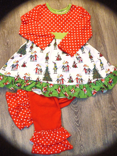 Grinch Outfit