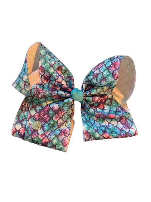 Mermaid Color Bow