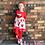 Thumbnail: Minnie & Hearts 2pc Pant Set