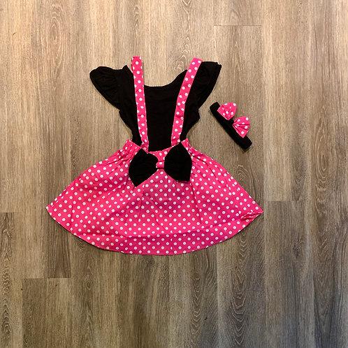 Minnie Bow Dress