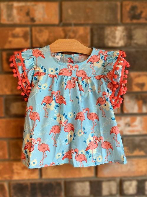 Flamingo Love Shirt