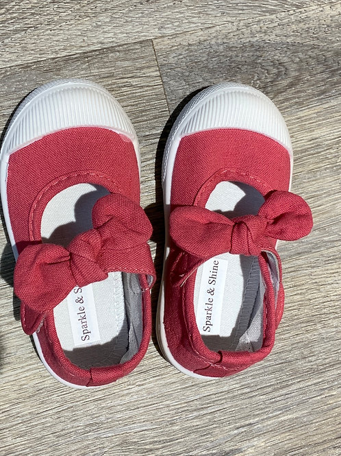 Bow-Knot Shoes