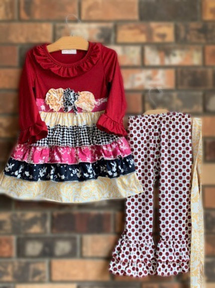 Rose 2 pc. Dress