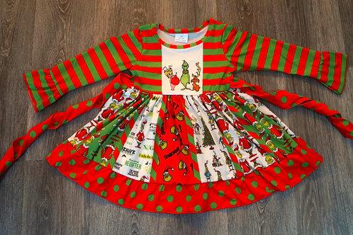 Grinch Dress