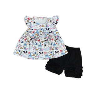 2-Piece Shorts