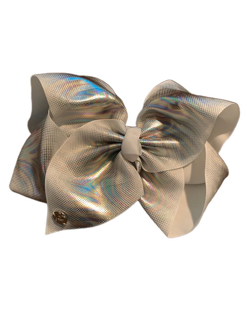 Silver Shimmer Bow
