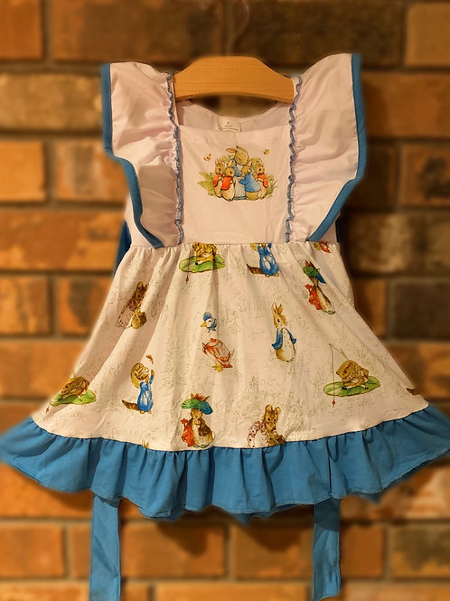 Peter Rabbit Dress