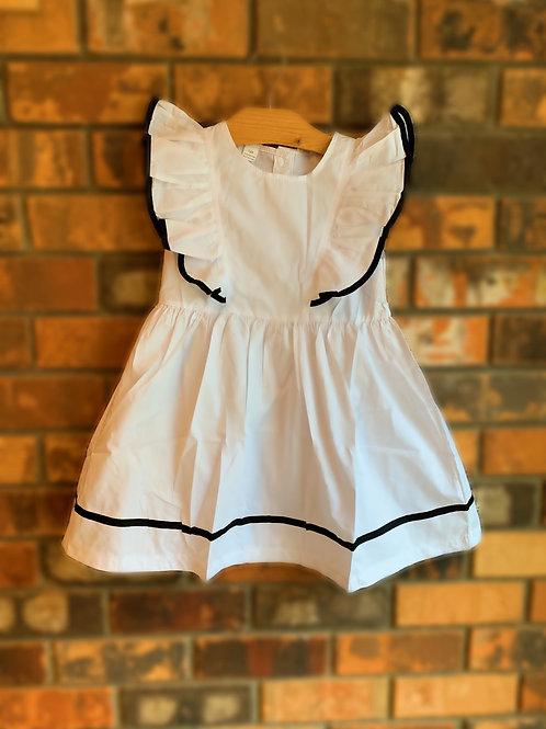Flutter Angel Dress