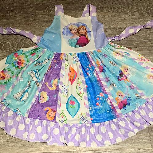 Frozen 2 Dress