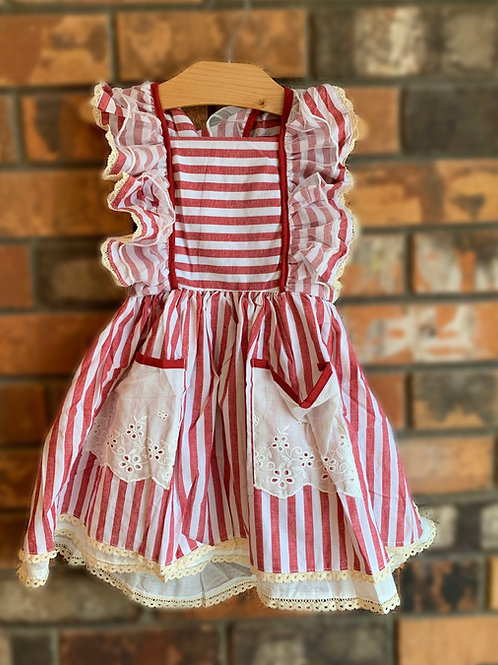 Country Stripped Dress