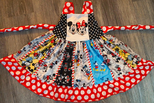 Mickey & Minnie Dress