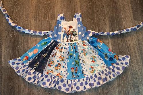 Toy Story 4 Dress