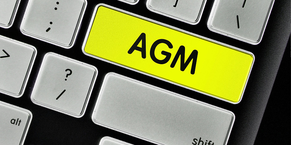 Zoom Meeting - Online AGMs and Attracting Effective 2021 Executives