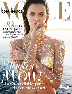 VOGUE Mexico & Latinamerica cover