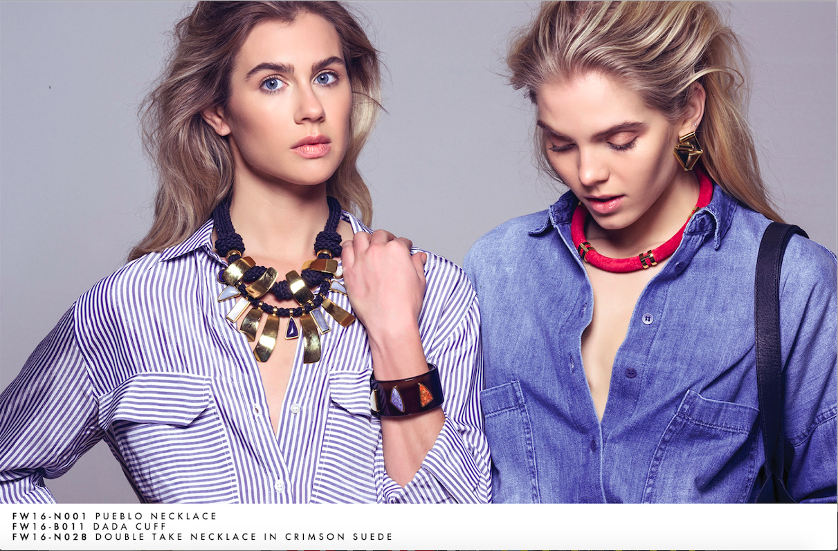 Lizzie Fortunato Jewelry