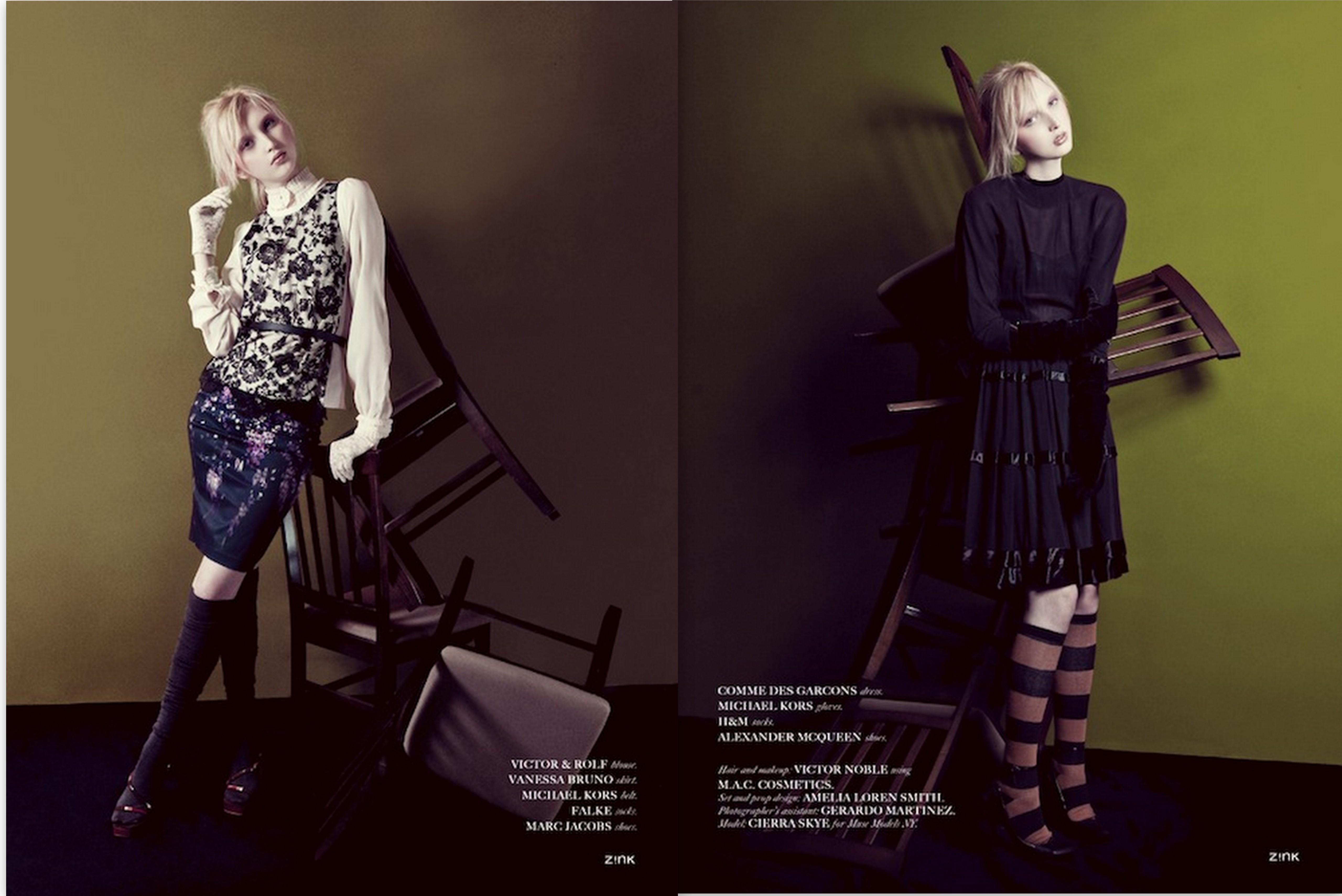 Zink magazine