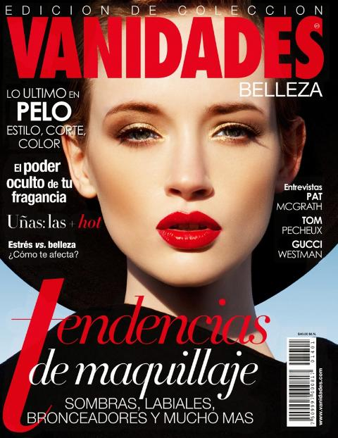 Vanidades Magazine June 2014