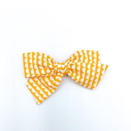 Orange Scallop Quincey