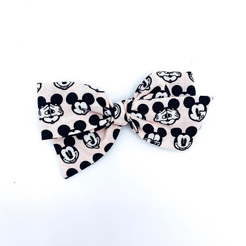 Pink Mickey Oversized Quincey