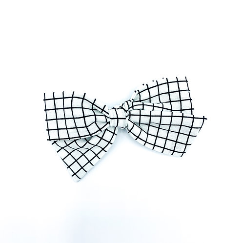 Black Grid Quincey