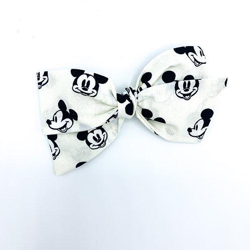 Cream Mickey Oversized Quincey