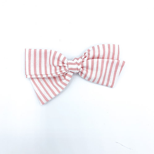 Blush Stripe Quincey