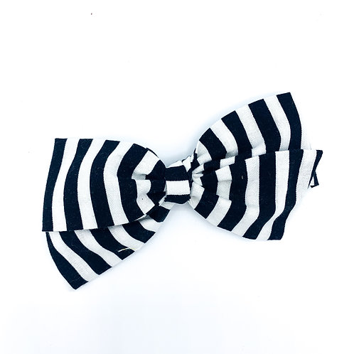 Black Stripe Oversized Quincey