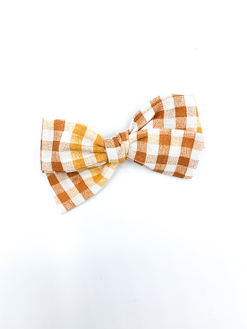 Autumn Gingham Quincey
