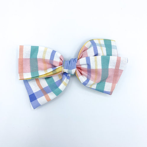 Easter Stripe Oversized Quincey