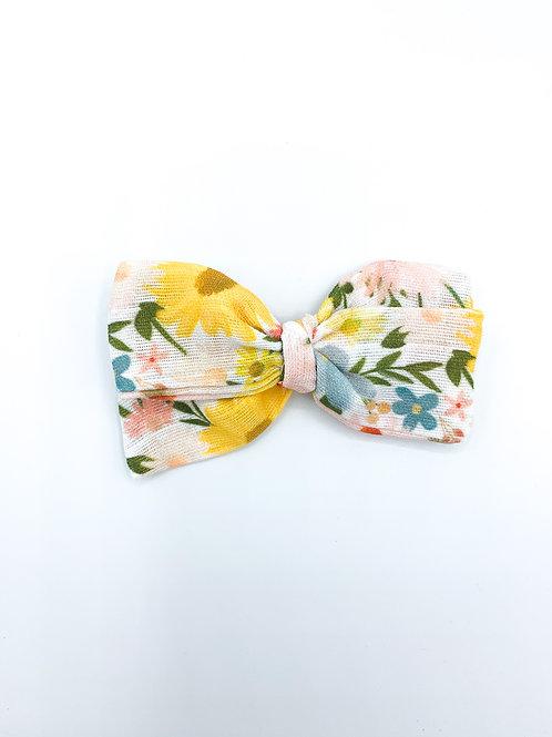 Mini Spring Garden Gauze Bow