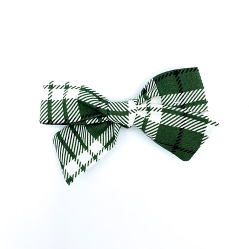 Hunter Plaid Quincey