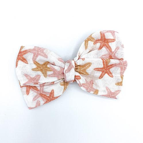 Starfish Gauze Bow