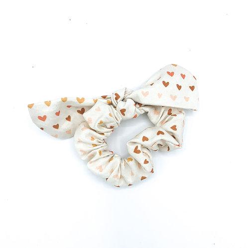 Desert Hearts Scrunchie