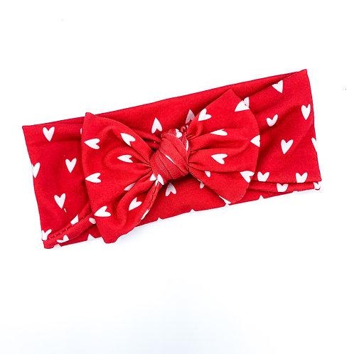 Red Heart Headwrap