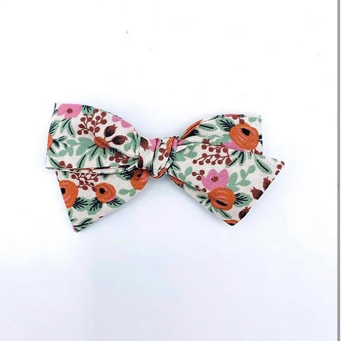 Coral Floral Quincey