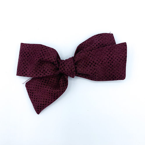 $5 Quincey Bow #127