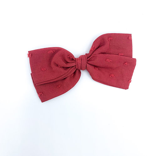 $5 Quincey Bow #63