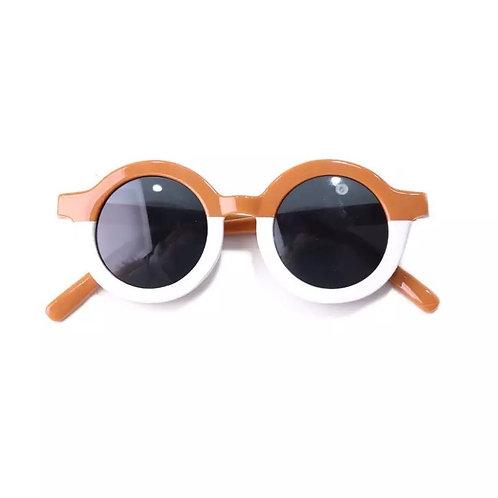 Rust Dipped Sunglasses