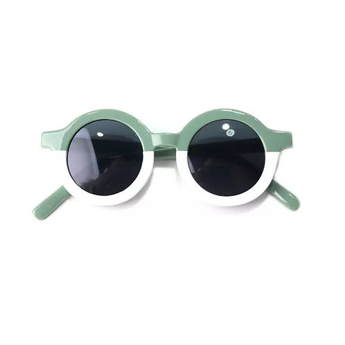 Olive Dipped Sunglasses