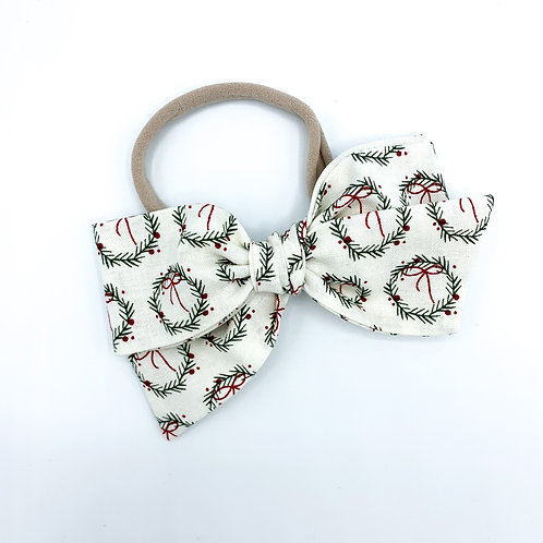 Holly Wreath Oversized Quincey