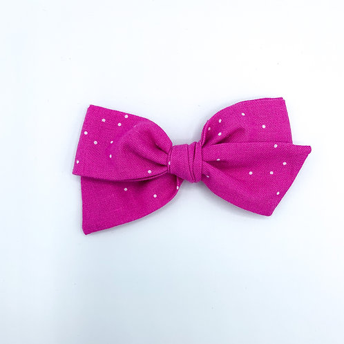 $5 Quincey Bow #128