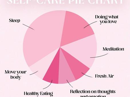Self-Care, Self-Care, Self-Care