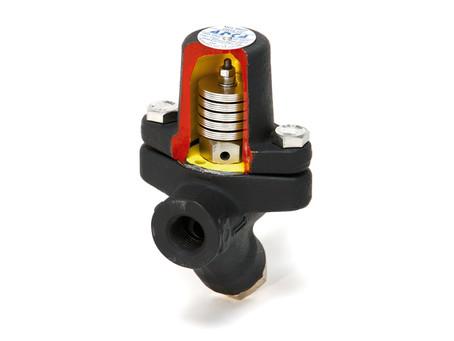 蒸汽袪水器(一)-熱靜力式雙金屬袪水器